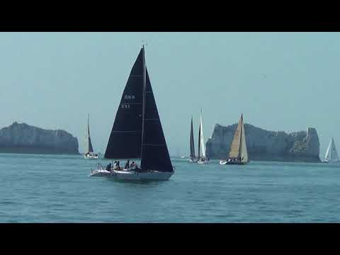 Arcsine in Round The Island Race 2018