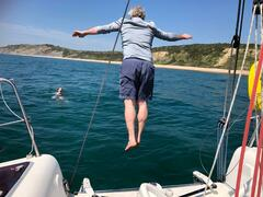 Steve HB Walking On Water