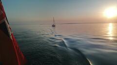 Nutcracker's Sunrise start from Weymouth