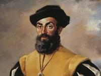 Leader of the expedition Ferdinand Magellan