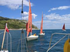 On tow at Ringstead