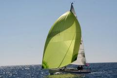 Saskia Cherbourg Race