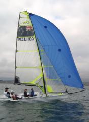 Yobs with NZ team