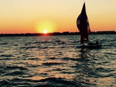 Squibs last thurs sail