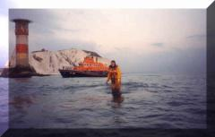 RTI - look out for this helpful RNLI crew member