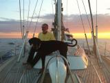 Breeze of Weymouth, off Corfu